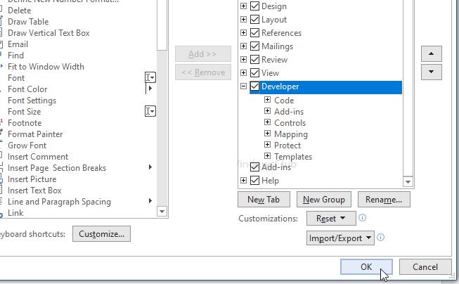 cach nhap formatting va style tu file nay sang file khac trong word 1a