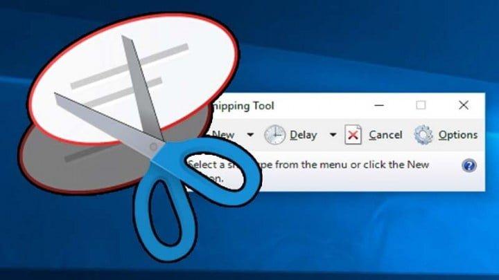Hướng dẫn tắt công cụ Snipping Tool trên Windows 10