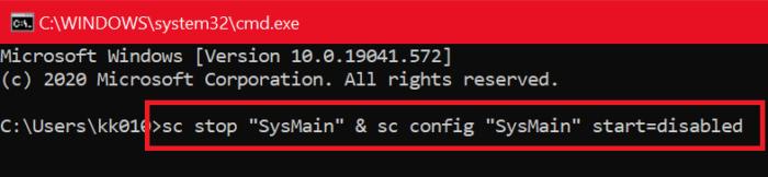 service host SysMain chiem nhieu cpu va ram tren windows 2