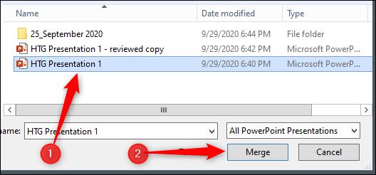 theo doi su thay doi file power point 2