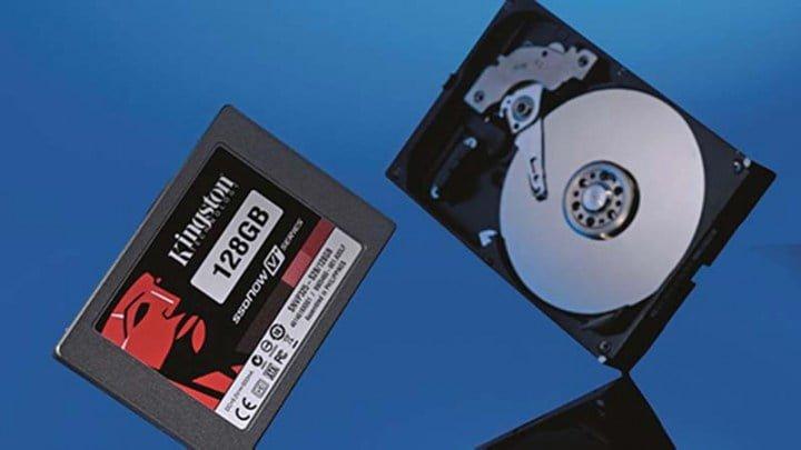 Sửa lỗi Bios nhận SSD nhưng Windows 10 không khởi động