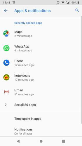 sua loi dich vu google play services tieu hao pin tren android 1