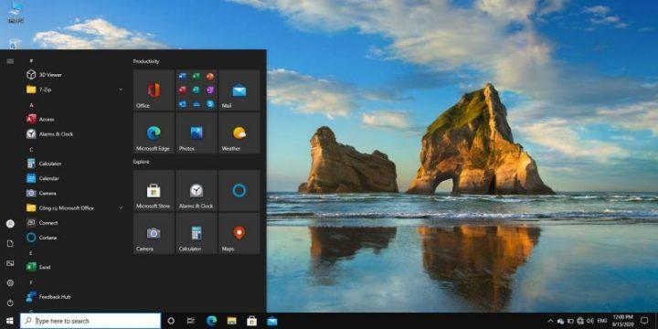 Tạo Menu Start cá nhân với Open-Shell trên Windows 10