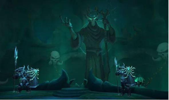 WoW Shadowlands công bố thời gian cập nhật World of Warcraft