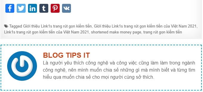 hien thi author bio khong can plugin cho wordpress 2