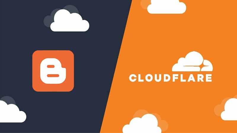Hướng dẫn trỏ Subdomain từ Blogger về Cloudflare