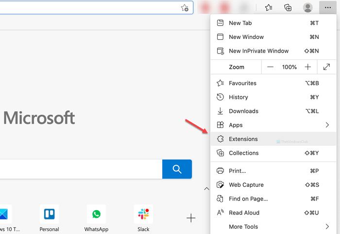 Microsoft Edge su dung cpu cao tren mac 2