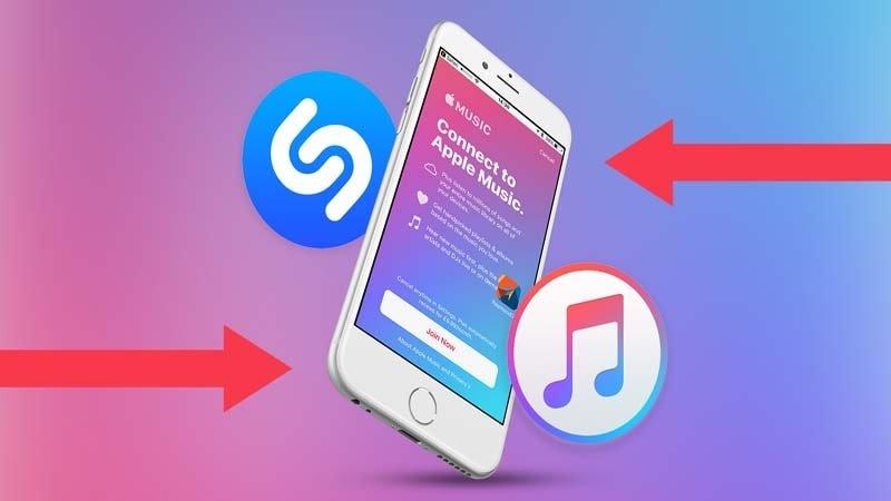 Cách liên kết Shazam với tài khoản Spotify