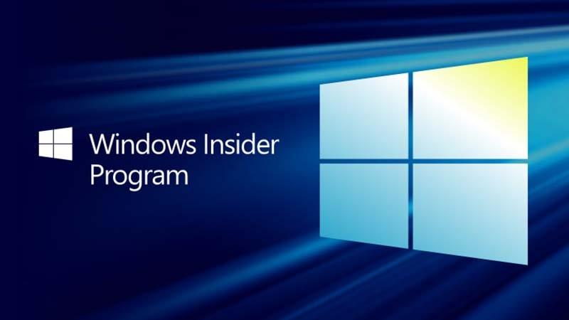Cách tắt Windows Insider Program Settings trên Windows 10