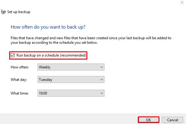 tu dong sao luu file tren windows 10 6
