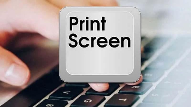 Sửa lỗi Windows 10 bị treo khi nhấn nút Print Screen