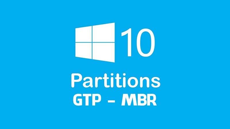 3 cách kiểm tra định dạng phân vùng trên Windows 10