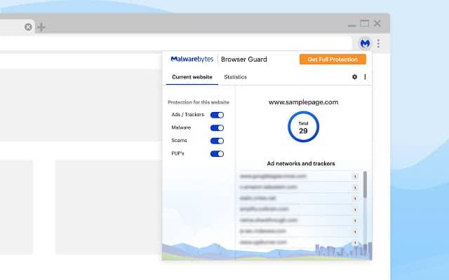 bao mat trinh duyet voi malwarebytes browser guard 4