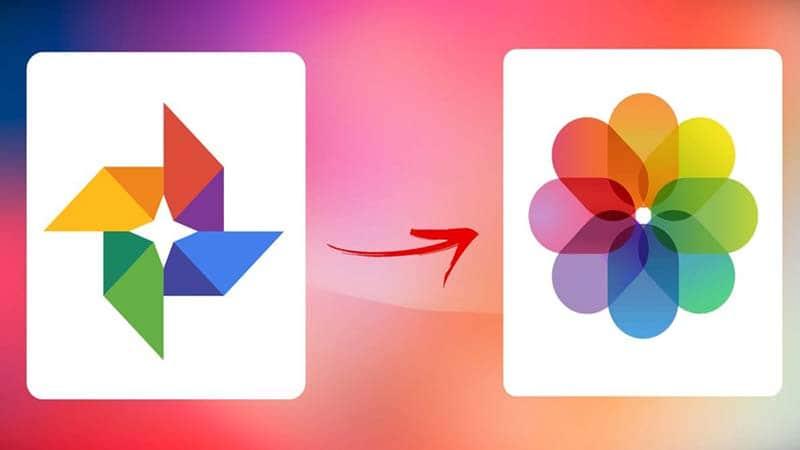 Cách chuyển ảnh từ iCloud sang Google Photos
