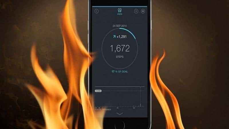 Cách hạ nhiệt iPhone tránh tình trạng Overheating