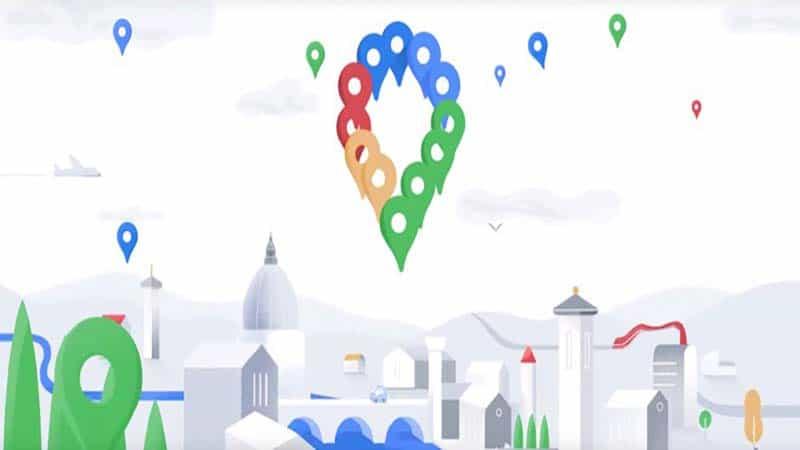 Hướng dẫn cách xóa lịch sử tìm kiếm Google Maps trên IOS
