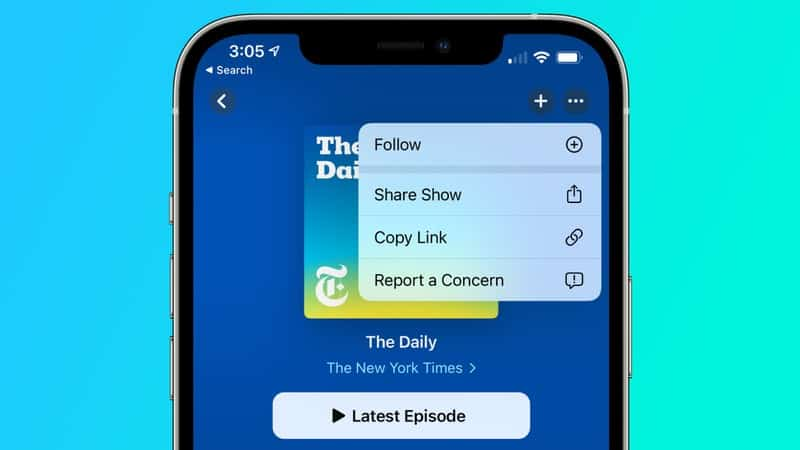 Auto Download Apple Podcasts iOS 14 5 2