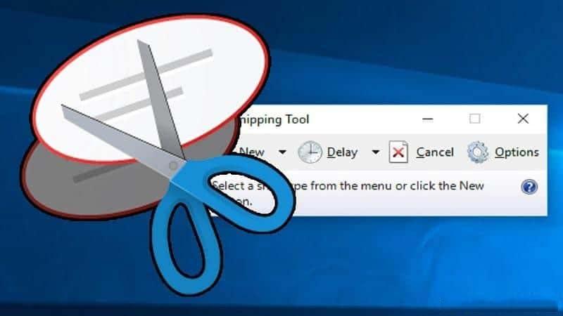 Sửa lỗi Snipping Tool không sao chép vào khay nhớ tạm
