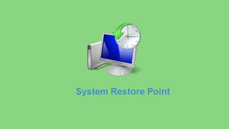 Cách xóa System Image Restore Point khỏi System Restore trong Windows 10