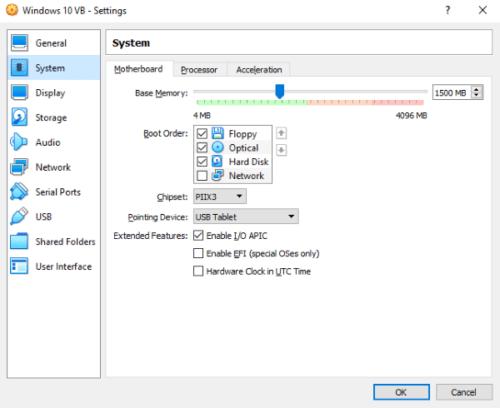 cach tang toc VirtualBox Virtual Machine 2