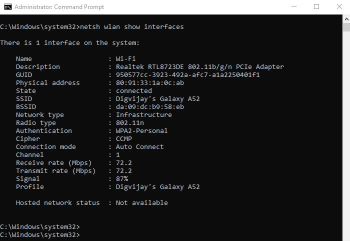 cach xem cai dat Wi Fi Network Adapter tren windows 10 1