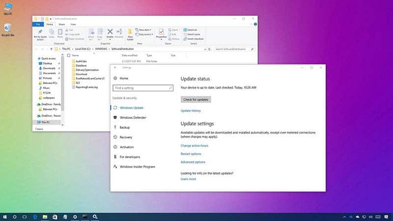 sua loi 0x80071a2d khi update windows 10 1