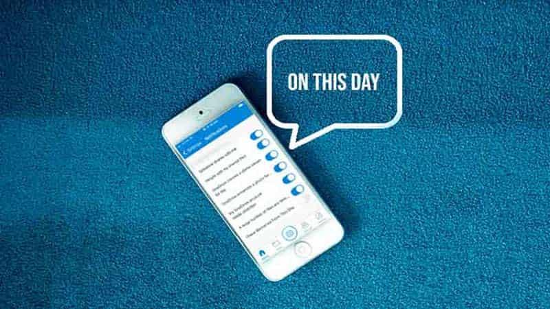 Hướng dẫn cách tắt thông báo OneDrive On this day trên Android và iOS