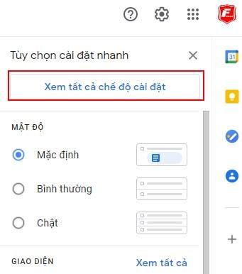 bat thong bao gmail tren man hinh windows 10 3