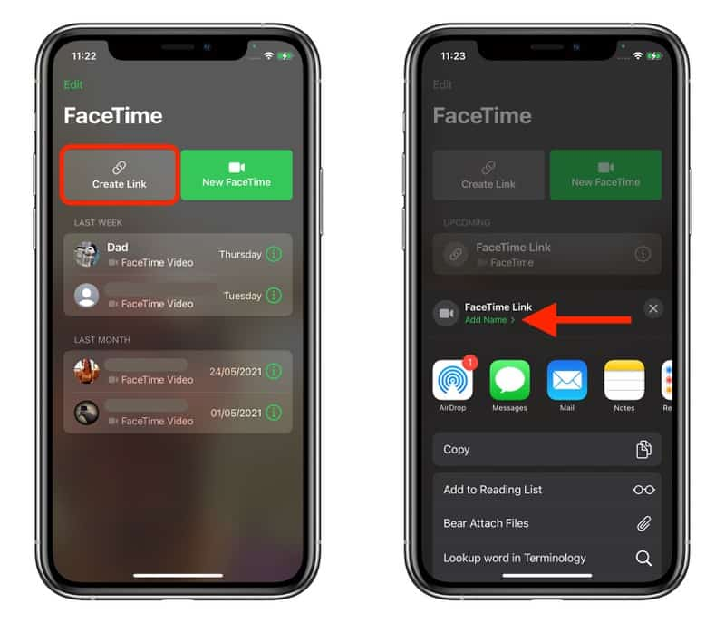 cach goi facetime voi nguoi dung android tren ios 15 1