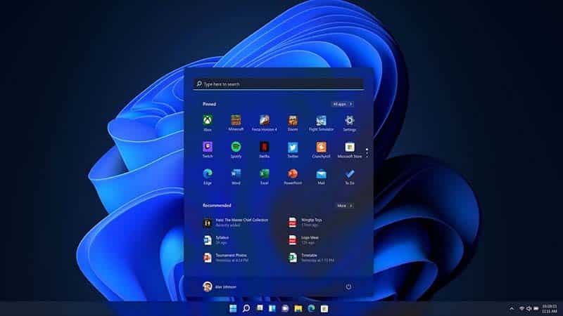 cach tai Windows 11 Preview 1