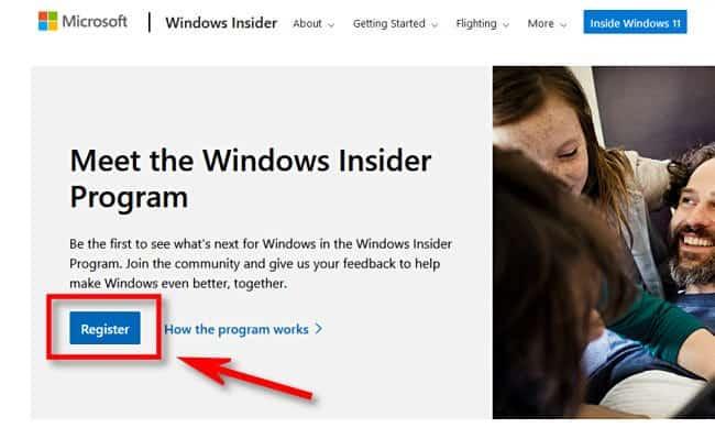 cach tai Windows 11 Preview 2