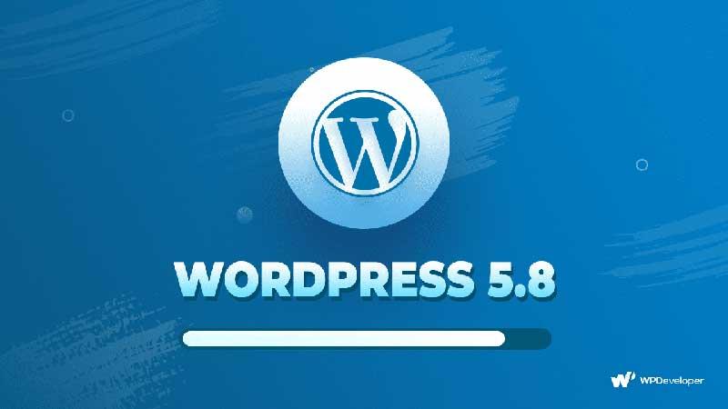 Hướng dẫn chuyển Widgets mới về phiên bản cũ cho WordPress 5.8