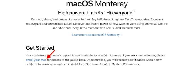 download va cai dat macOS Monterey 4