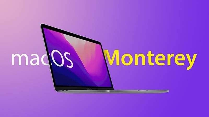 Hướng dẫn cách download và cài đặt macOS Monterey Public Beta