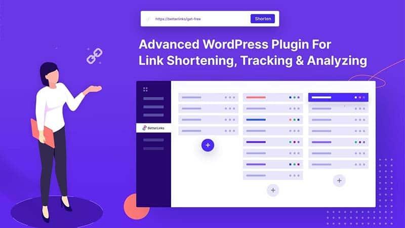 Chia sẻ Plugin BetterLinks Pro v1.0.6 rút gọn và quản lý URL cho WordPress