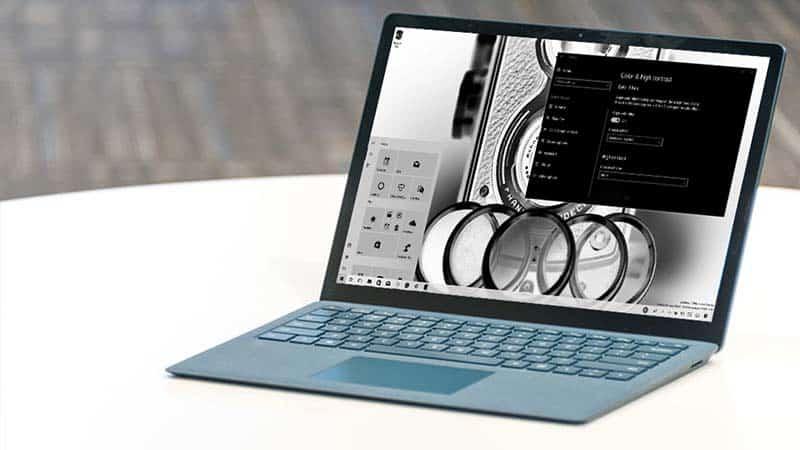 Hướng dẫn cách sử dụng bộ lọc màu Color Filters trong Windows 11
