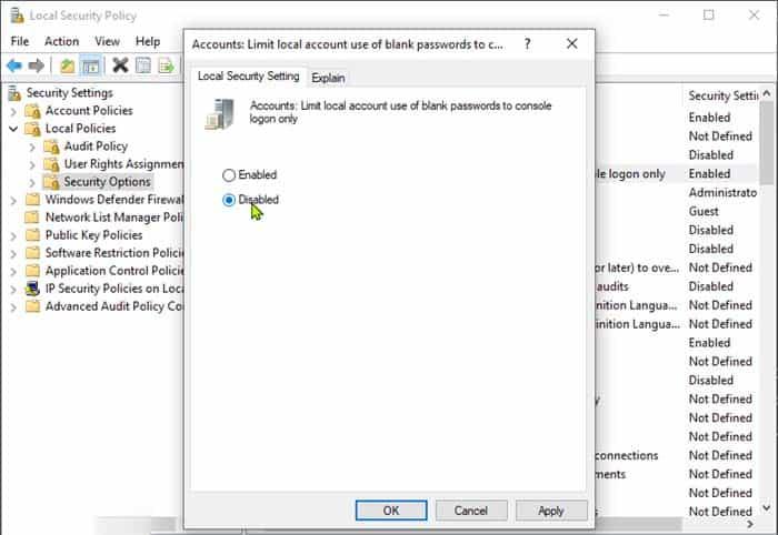 sua loi Enter network credentials tren windows 11 3