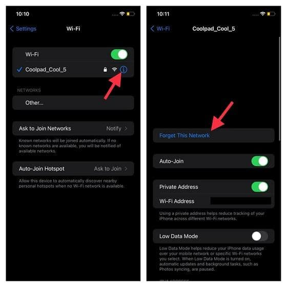 sua loi iOS 15 bi ket o Update Requested 3