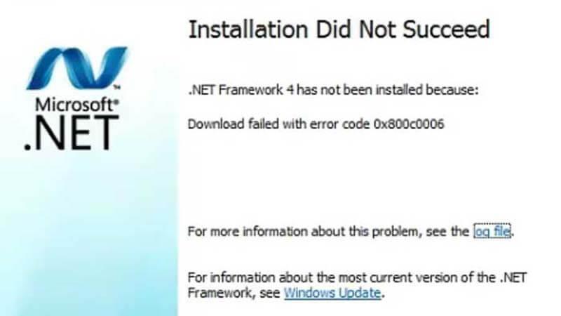 Hướng dẫn cách sửa lỗi NET Framework 0x800c0006 trên Windows 11