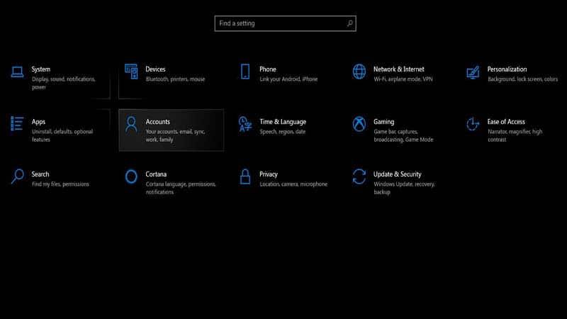 Cách sửa lỗi Windows Settings không mở được trên Windows 10