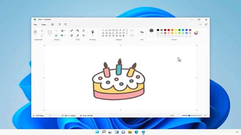 Hướng dẫn cách cài đặt Paint của Windows 11 trên Windows 10