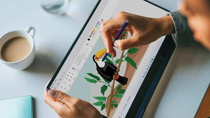 Hướng dẫn cách sử dụng ứng dụng Paint trên Windows 11